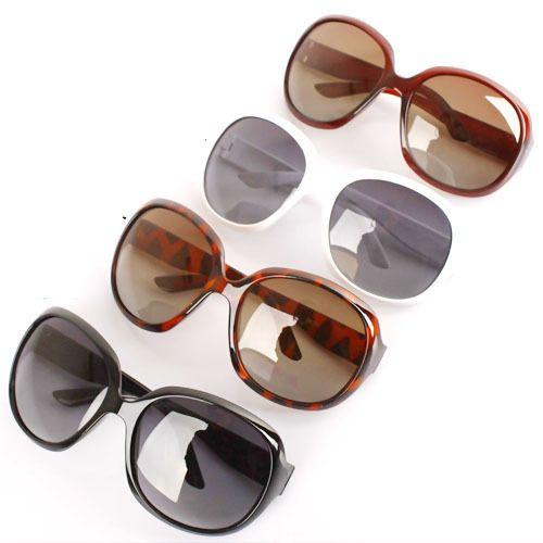 $1.39 for a Retro Womem Lady PC Sunglasses Goggles Shape Sun Glasses Protector Eyes Pockets
