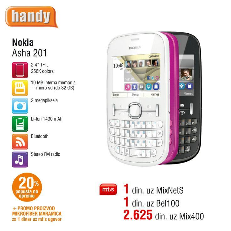 Nokia Asha 201 http://www.handy.rs/sr/p/nokia/asha-201