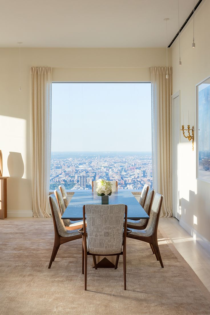 432 park avenue unveils 86th floor penthouse residence designed by robert couturier