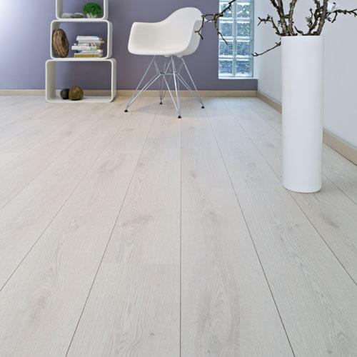 #Laminatgolv Alloc Original Ljus Ek Plank, 349 kr/m2