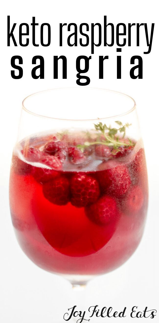 Keto Raspberry Sangria Low Carb Thm Friendly Sugar Free In 2020 Wine On Keto Diet Keto Recipes Easy Best Low Carb Recipes