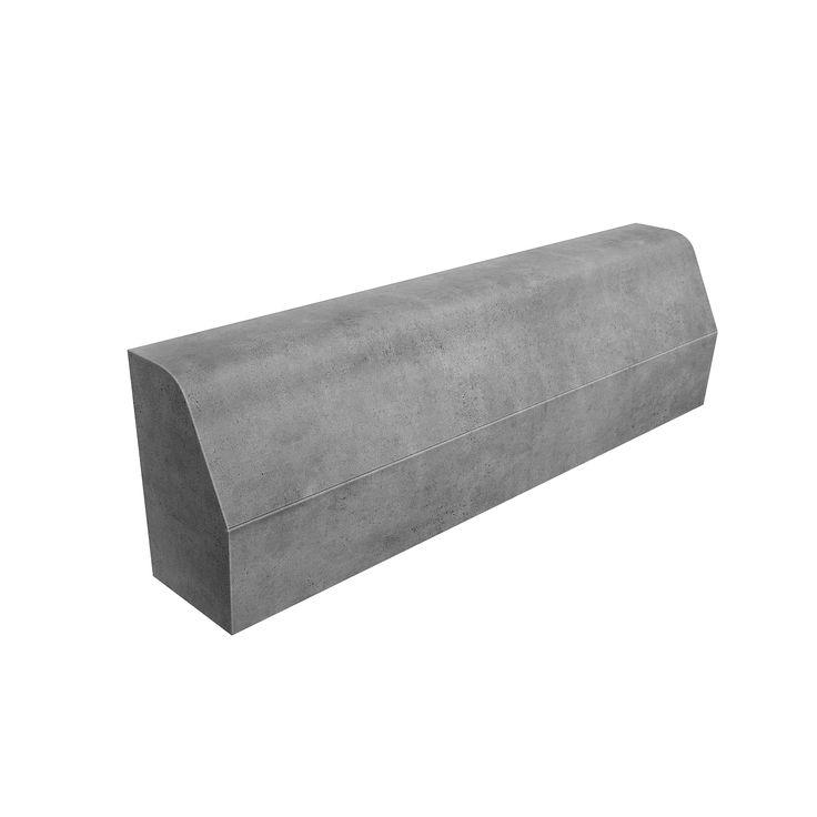 Бордюр дорожный – разновидность бортового камня, предназначенного для разделения тротуарной части от газона или от проезжей части. Бордюру дорожному, в отличии от других моделей бортовых камней, свойственно более мощное строение с утолщенными стенами. Установленные при благоустройстве территории бордюры (встречаются с названием поребрики) придают им четкость линий, окончательный вид и несут при этом большую функциональную нагрузку.