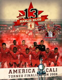 Diabolica Red Power: Aquel titulo del 2008