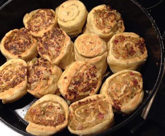 Rezept Schwäbische Krautkrapfen von Petra3 - Rezept der Kategorie sonstige Hauptgerichte