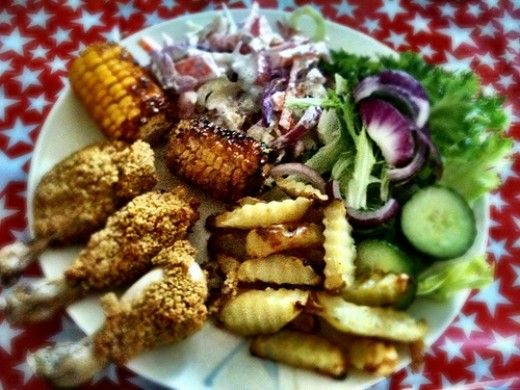 Slimming World Syn Free KFC Style Chicken