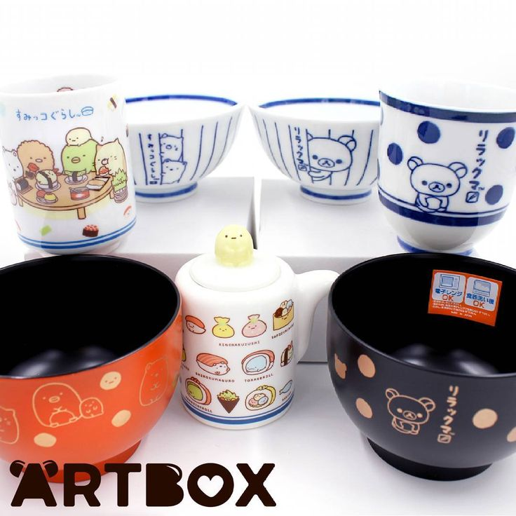 Have you spotted the cute new San-X kitchenware that's available on ARTBOX.co.uk? We have Rilakkuma and Sumikko Gurashi rice bowls/multipurpose bowls, plus ceramic teacups, plastic mugs and bento boxes. More to be added soon!  Order using Express UK Delivery by tomorrow afternoon, and you'll still receive your goods in time for Christmas.  We also wanted to say a huge thank you to everyone who came along to the Artbox x Tofu Cute Lucky Bag Weekend! during this past weekend ~ it was great to…