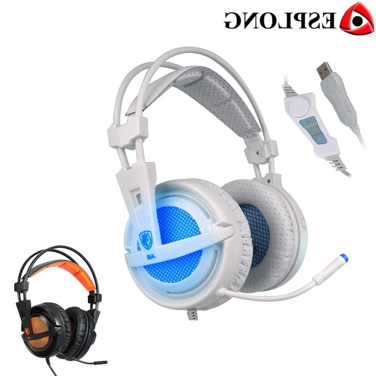 27.99$  Buy here - https://alitems.com/g/1e8d114494b01f4c715516525dc3e8/?i=5&ulp=https%3A%2F%2Fwww.aliexpress.com%2Fitem%2FSADES-A6-7-1-Surround-Sound-Stereo-LED-Gaming-Headset-Headband-Volume-Control-Bass-USB-Headphones%2F32785726215.html - SADES A6 7.1 Surround Sound Stereo LED Gaming Headset Headband Volume Control Bass USB Headphones with Microphone for PC Gamer