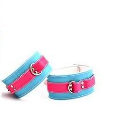 Ankle Restraint Pink/Blue