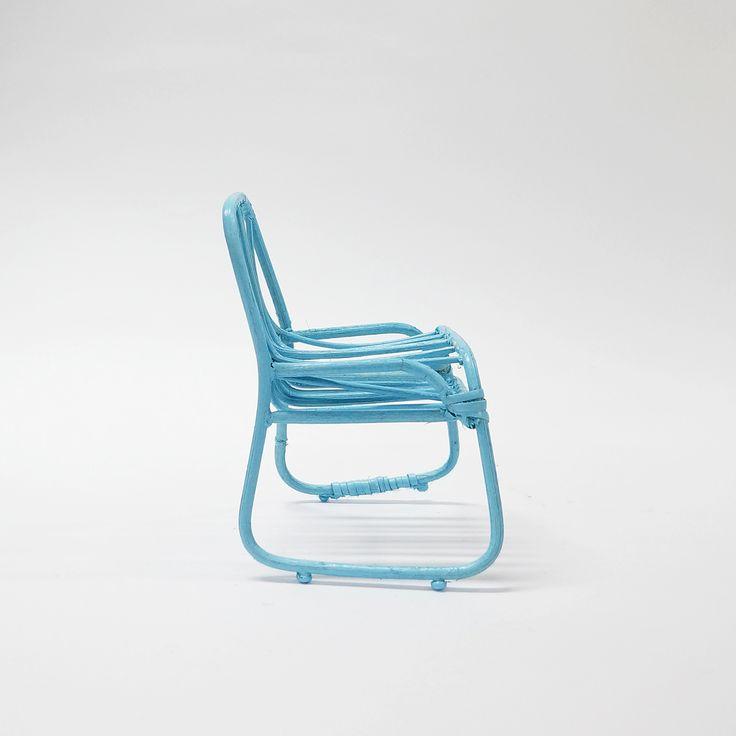 [Rattan Furniture] 3D model by Michellie Danara (batch 2014, UPH Product Design)