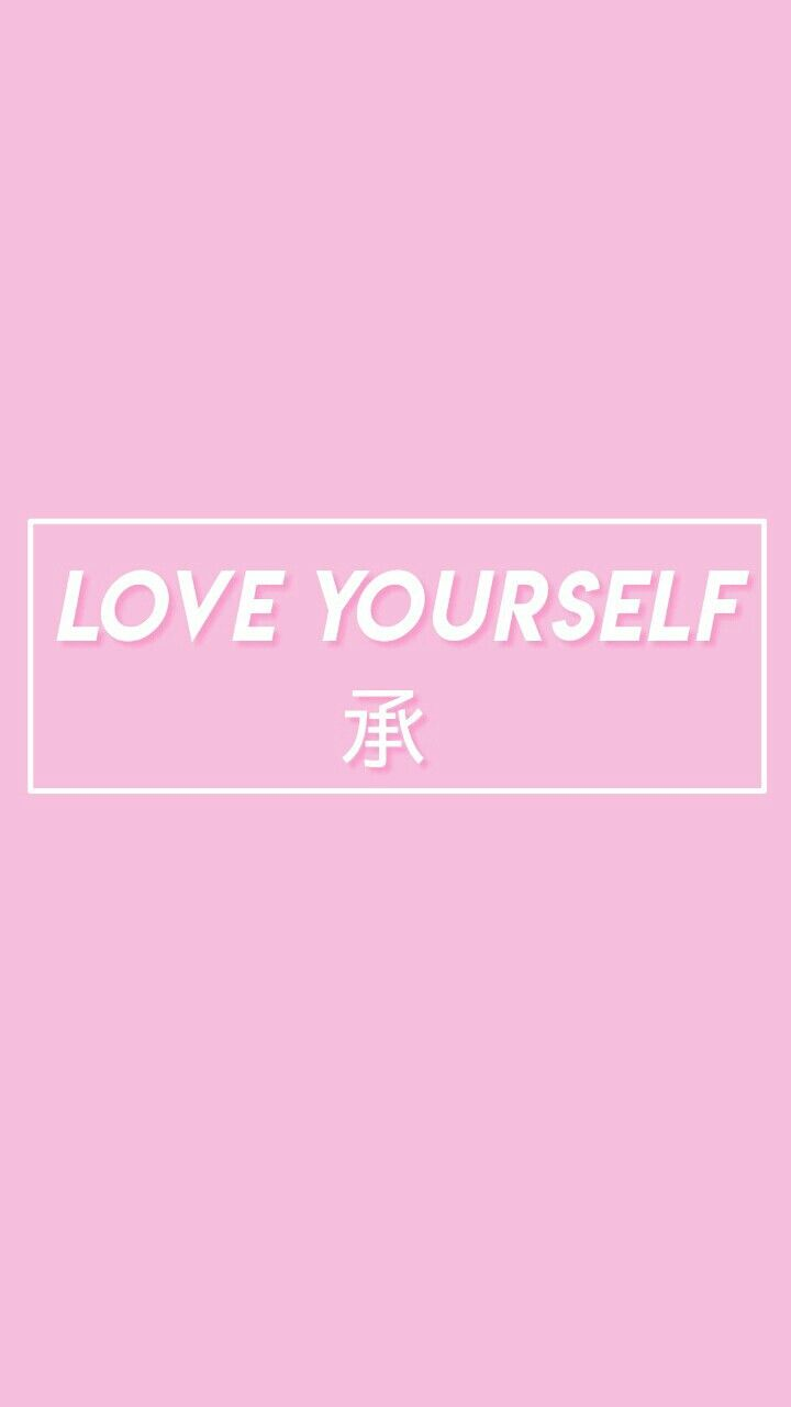 Love Yourself Wallpapers : #BTS #LOVE__YOURSELF #HER #Wallpaper BTS Pinterest ...
