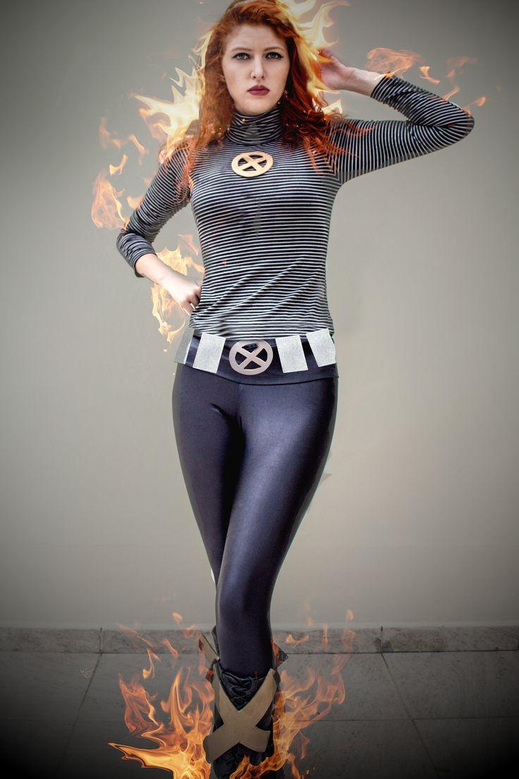 Jean Grey Halloween Costume