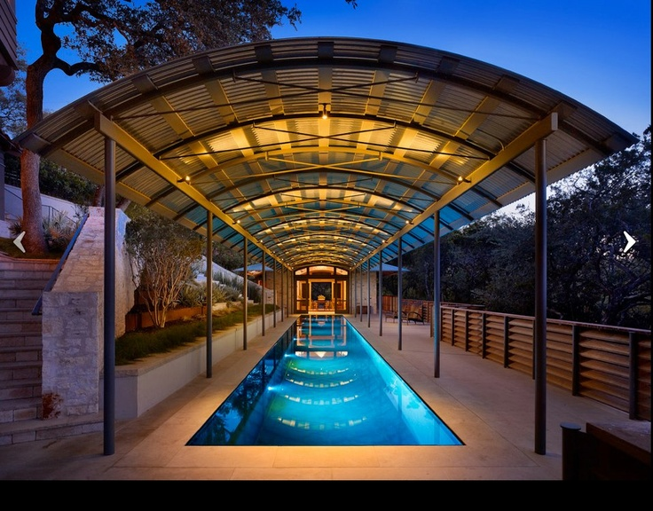 Lap pool rdc design ideas residential pinterest for Residential swimming pool designs