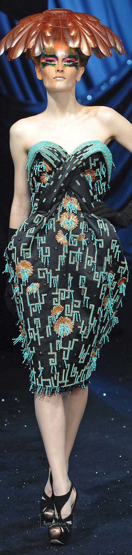Dior Haute Couture S/S 2008