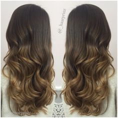 Balayage, Lowlights, Highlights, Brown, Sunkissed, Brunette, Hair,  Flamboyage,