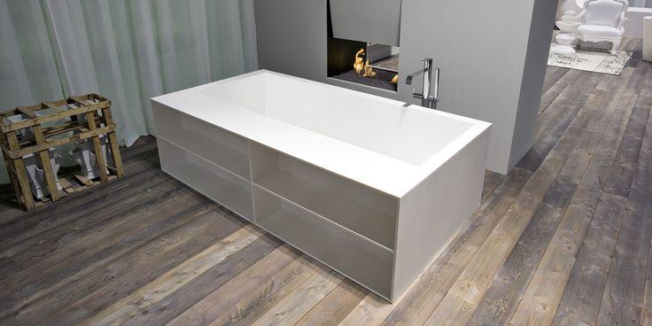 Biblio tub from Antoniolupi