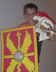 World History Crafts including Archaeology and Prehistoric Age.
