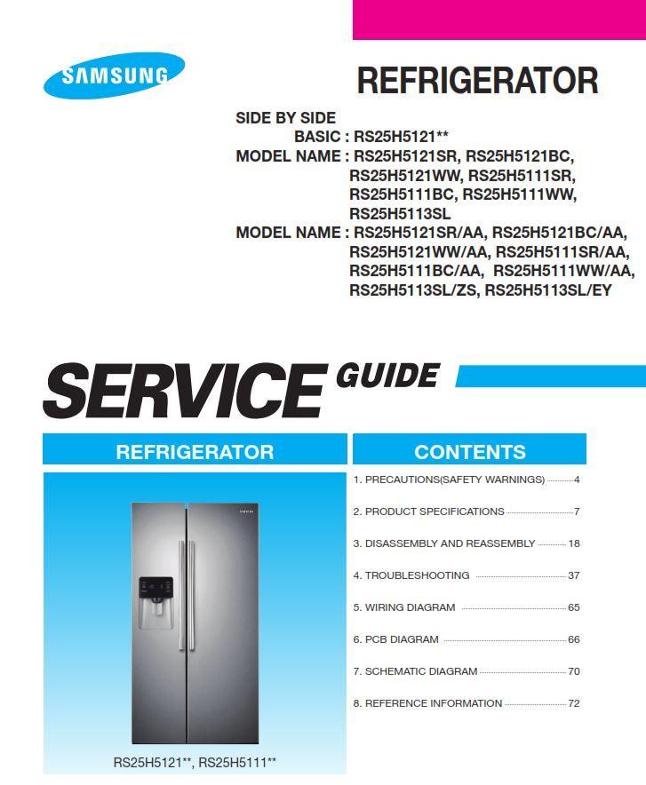 Ge Ice Maker Wiring Schematic
