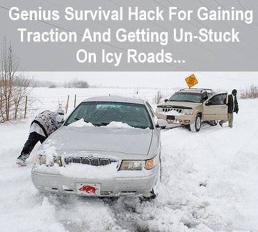 First things first - you should always carry a snow shovel in your vehicle during winter, it can literally mean the difference between life and death... You should also put together a small kit of essential survival itemsin case you have to spend the...