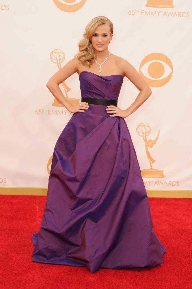 Basler Emmy 2013 Red Carpet