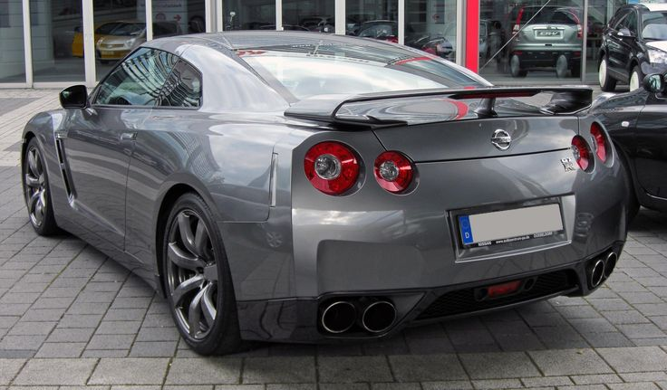 Nissan GT-R - Wikipedia, the free encyclopedia