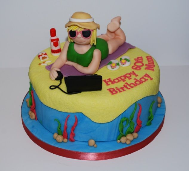 Ocean Cake Ideas