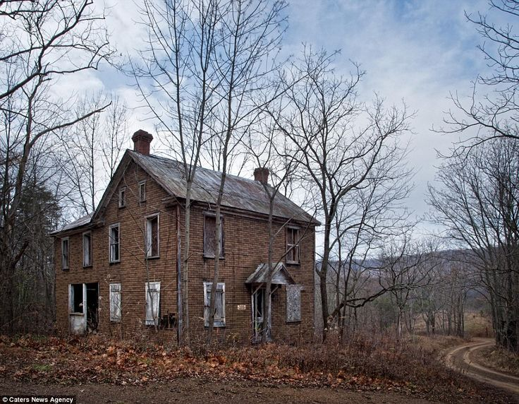 Best Abandoned In America Images On Pinterest Abandoned - Photographer captures abandoned worlds time forgot