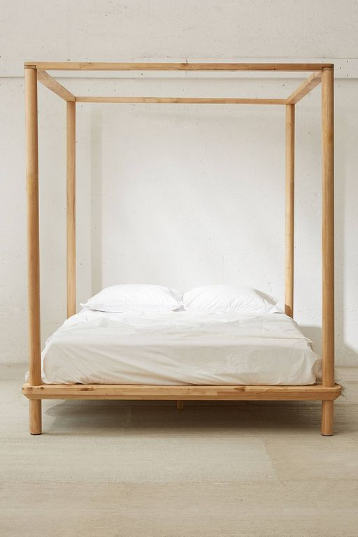 Best 25+ Wood canopy bed ideas on Pinterest | Wood canopy, Bed canopy diy  and Canopy