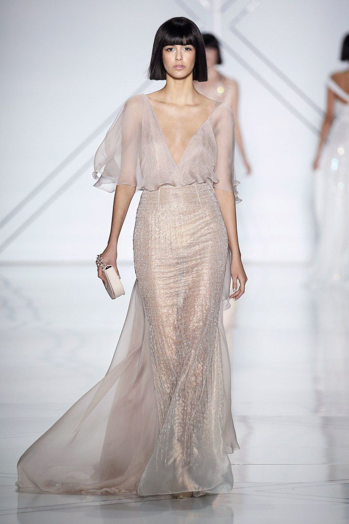 Ralph & Russo Haute Couture Spring/Summer 2016 – 55 фотографий