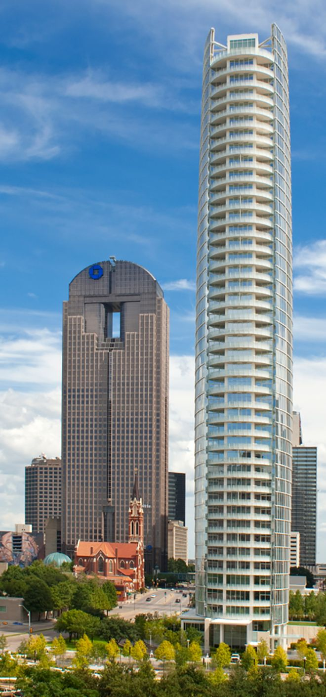 1000 Images About Museum Tower Dallas On Pinterest