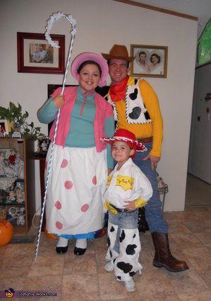ideas de disfraces en grupo y en familia para halloween fotos