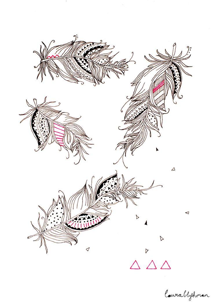 New Illustrations 2012 / 2013 - Laura Blythman Studio