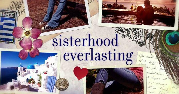 'Sisterhood of the Traveling Pants' Director Returns for 'Sisterhood Everlasting' -- Liz Garcia is adapting author Ann Brashares novel for Alloy, the third in the 'Sisterhood' trilogy. -- http://www.movieweb.com/news/sisterhood-of-the-traveling-pants-director-returns-for-sisterhood-everlasting