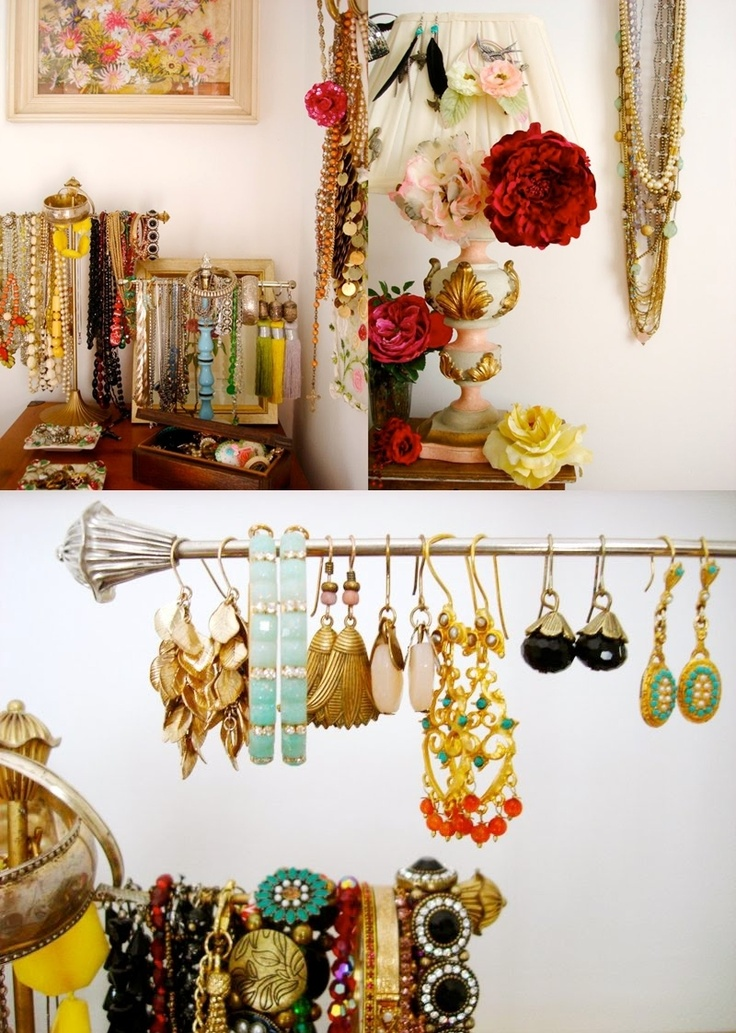 17 best images about jewelry storage ideas on