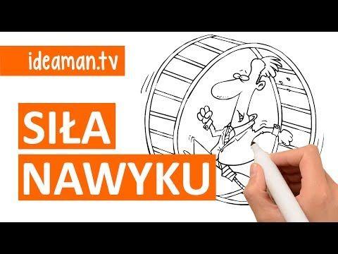 JAK ZMIENIĆ NAWYK W 3 KROKACH? Siła nawyku Charles Duhigg - YouTube