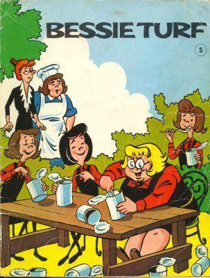 Bessie Turf... om van Billie maar te zwijgen... zou zo'n strip nu nog kunnen in tijden van 'pesten'-, 'anorexia', 'boulemie-problematieken'...