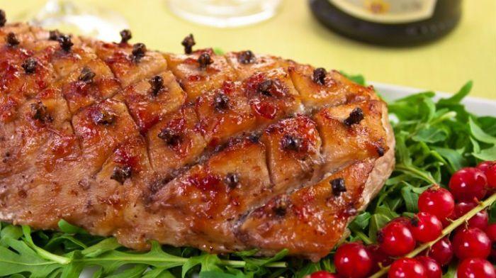 Свинина «Праздничная» - сочное мясо с хрустящей корочкой