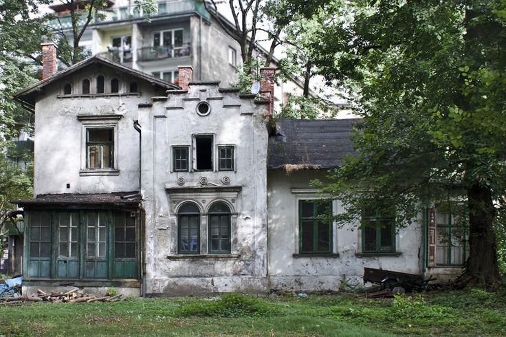 Kraków - Dwór Kossakówka