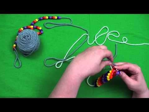 Bead Crochet Tutorial Series, Video 5: Joining New Thread | Bead-Patterns