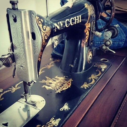 Gran Mom Necchi in Atelier IMjiT35020
