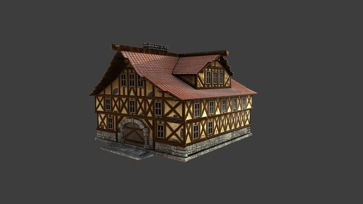 low poly model texturing by Quixel Suite