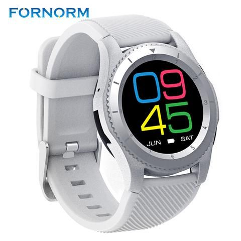 FORNORM G8 Smart Watch Phone MTK2502 Bluetooth 4.0 SIM Card - android
