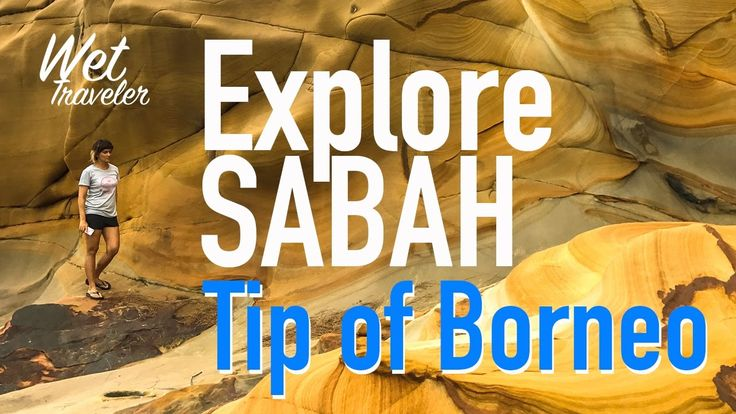 Wet Traveler Sabah Tip of Borneo