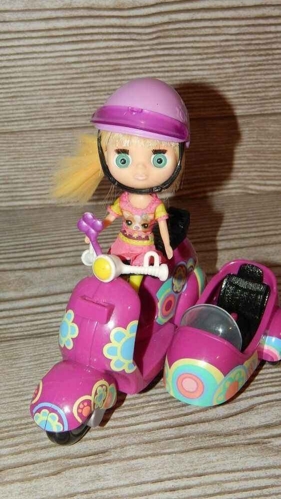 Littlest Pet Shop Blythe Doll, Blonde Hair Clothes,Shoes