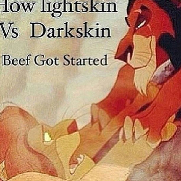 I honestly think this debate is stupid. All of us are black. Just because some of us are mixed makes us any less than someone who is full black or vice versa. Its honestly ridiculous how we have learned to bash and hate one another. Wouldnt it be something if we could all be more than our skin? Im not lightskin or darkskin. I'm Keyera.