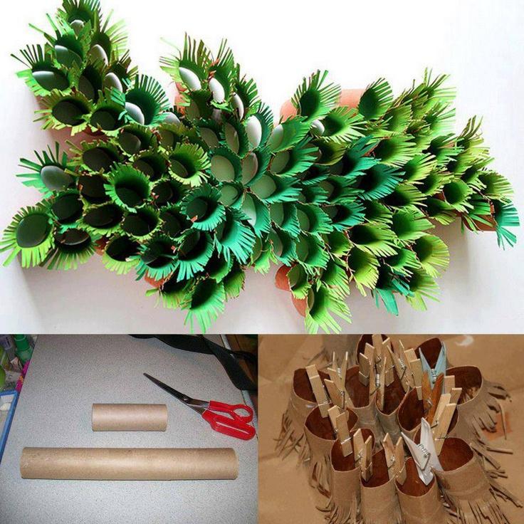 Reciclar y decorar el hogar.