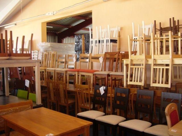 levné židle II. jakost