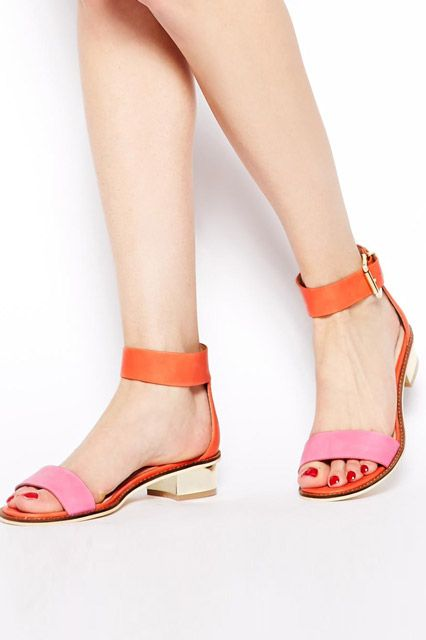 17 Best Ideas About Low Heel Sandals On Pinterest Heeled