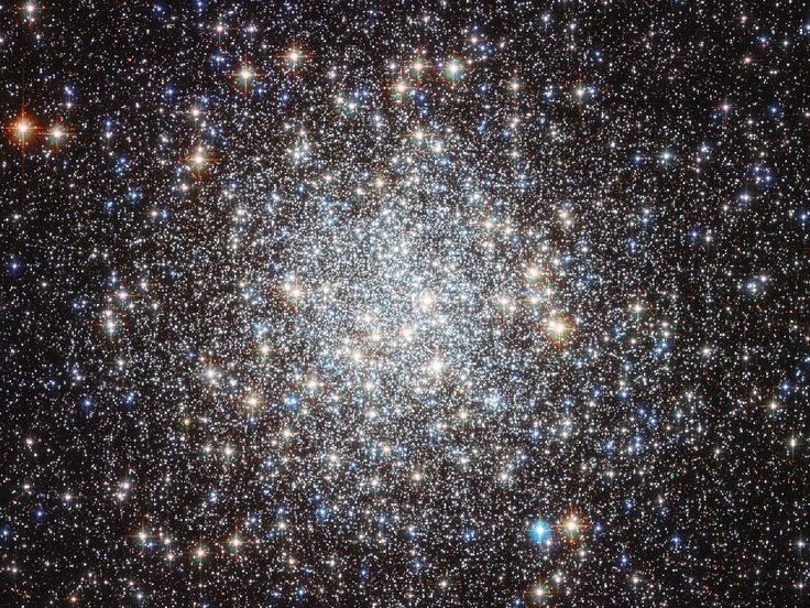 Messier9  Glittering Jewels in the Center of our Galaxy