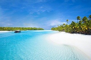 Cook Islands #3 on our list of 'Top 10 Destinations for 2013'.