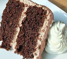 Moogie & Pap: Chocolate Kahlua Tiramisu Cake